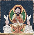 Jesus Image on a Manichaean Temple Banner.jpg