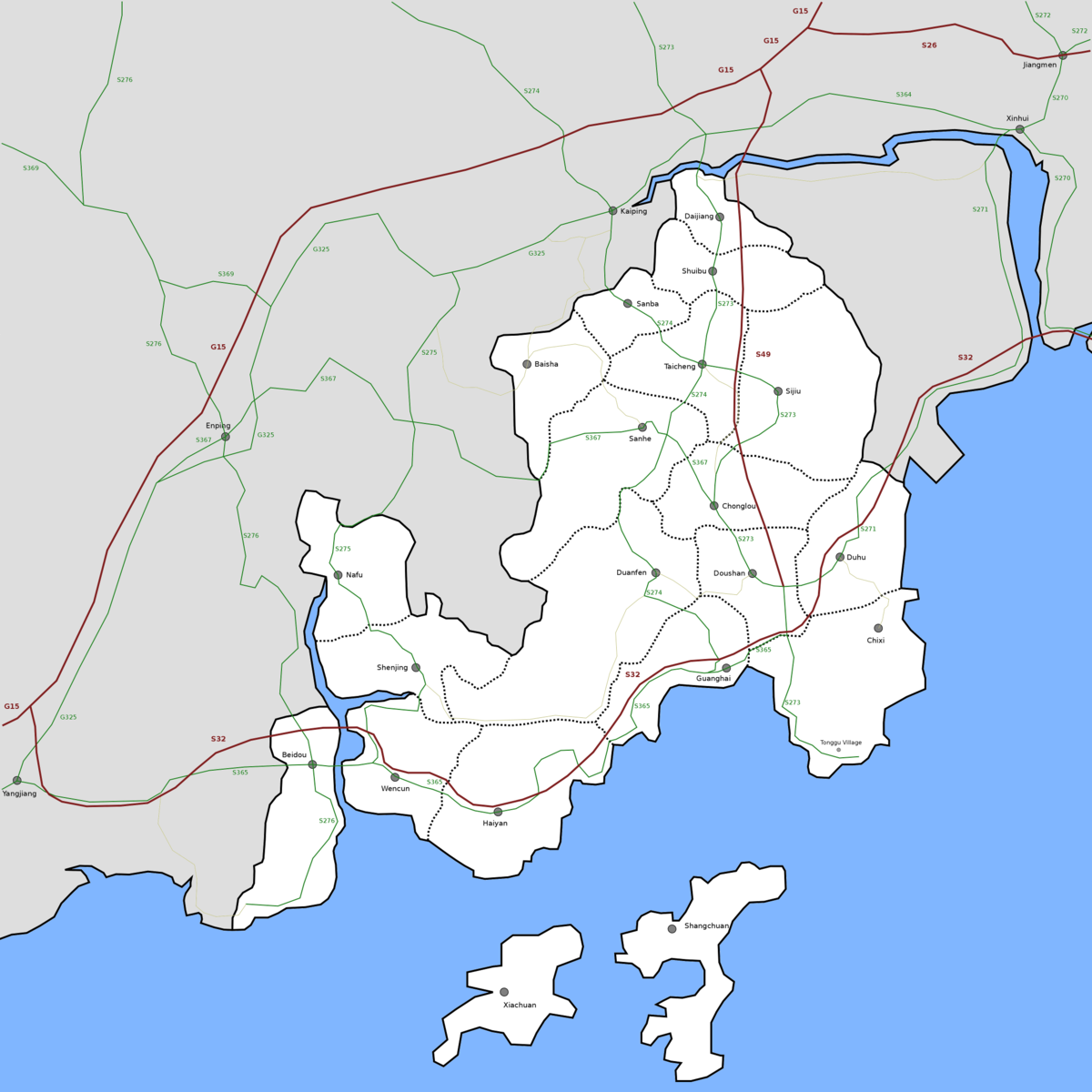 Taishan Travel Guide At Wikivoyage