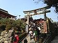 Jishu Shrine in Kiyomizudera Temple.JPG