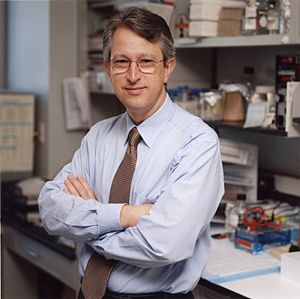 Joan Massagué, PhD, Chair of the Cancer Biology and Genetics Program at Memorial Sloan-Kettering Cancer Center; Howard Hughes Medical Institute investigator.jpg