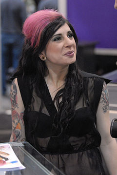 Joanna Angel AVN Adult Entertainment Expo 2010.jpg