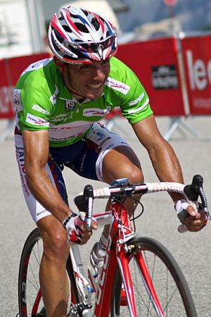 Joaquim Rodríguez - Rodríguez at the 2011 Critérium du Dauphiné