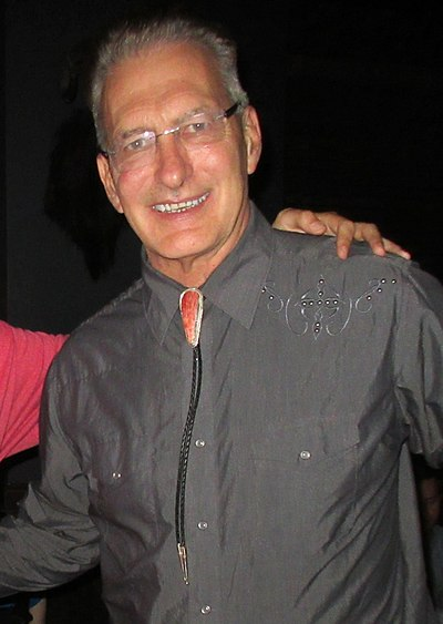 Joe Bob Briggs, American film critic, writer, and actor; alter ego of John Bloom