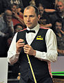 Joe Perry at Snooker German Masters (Martin Rulsch) 2014-01-29 05.jpg