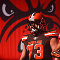 Joe Thomas Cleveland Browns New Uniform Unveiling (17153558101).jpg