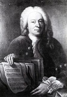 Johann Christoph Bach German composer and organist