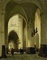 Johannes Bosboom -Interieur van de Grote of Sint Bavokerk te Haarlem.jpg