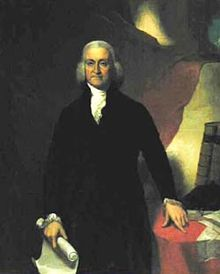 Jonathan Trumbull, the last governor of the Connecticut Colony JohnTrumbull.jpg