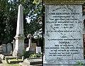John Benjamin Smith grave Kensal Green 2014.jpg