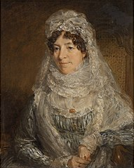 Portrait of Mrs. Edwards