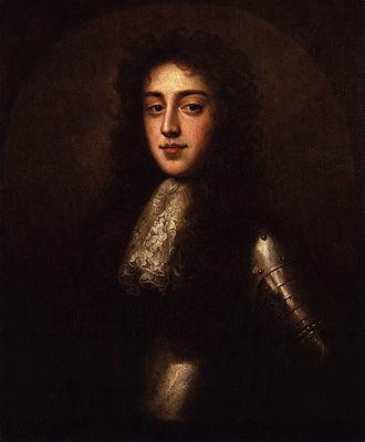 John Cutts, 1st Baron Cutts - Lord Cutts