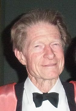 John Gurdon 2012-ben a cambridge-i egyetemen