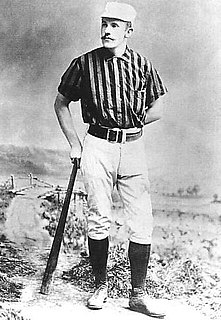 John Montgomery Ward American Major League Baseball player and manager