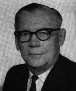 John R. Hansen American politician