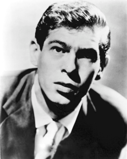 Johnnie Ray American singer, actor, songwriter and composer