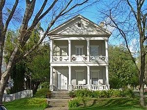 J. Neely Johnson House - Image: Johnson House Sacramento