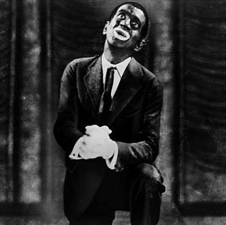 Al Jolson - The Jazz Singer, 1927
