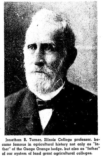 Jonathan Baldwin Turner - Image: Jonathan Turner 1870