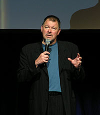 Jonathan Frakes på en science fiction-mässa i Tyskland, 2005.