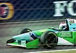 Jos Verstappen - Benetton 194 at the 1994 British Grand Prix (32418607501).jpg