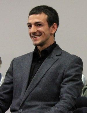 Josef Altin - Altin at Collectormania in 2012
