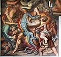 Joseph Anton Koch, inferno, 1825-28, 07 bolge (ladri).jpg