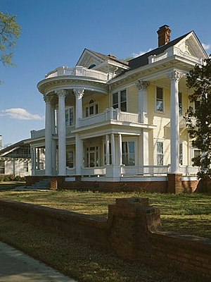 National Register of Historic Places listings in South Carolina - Joseph Banks House, Calhoun County