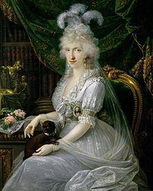 Luisa Maria de Joseph Dorffmeister, 1797