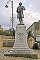 Joseph Priestley in the Market Place, Birstall.jpg