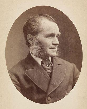 Joseph Reed (architect) - Image: Joseph Read ca.1870 90