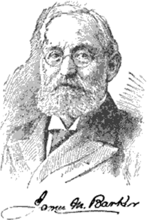 James Barker (judge)