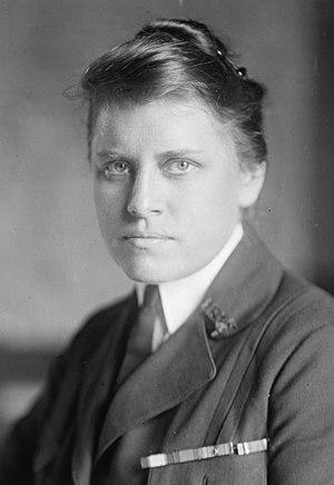Julia Catherine Stimson - Julia Catherine Stimson in 1920