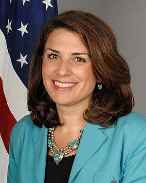United States Ambassador to Croatia - Image: Julieta Noyes