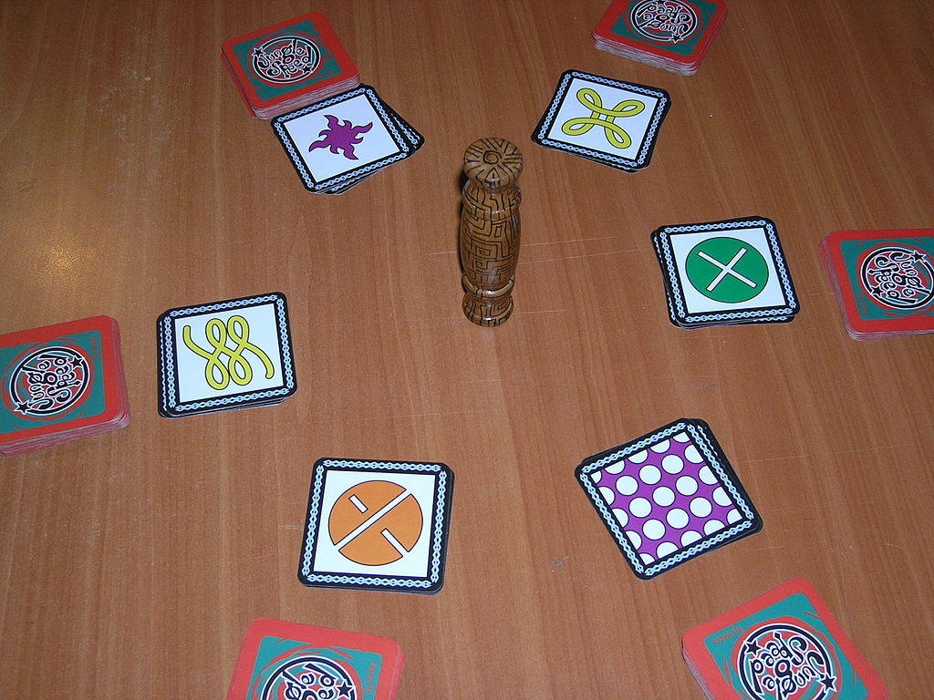 Jungle speed 6 igraca