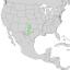 Juniperus pinchotii range map 1.png