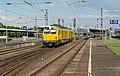 Köln Messe Deutz DB Netz Instandhaltung Fahrwegmessung 719 301+720 301 (30173445200).jpg