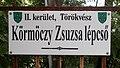 Körmöczy Zsuzsa-lépcső tábla, 2019 Törökvész.jpg