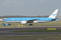 PH-BQN - B772 - KLM