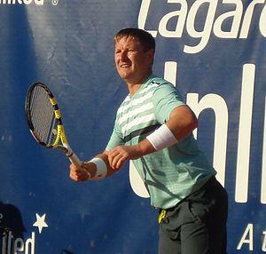 Yevgeny Kafelnikov - Kafelnikov 2009