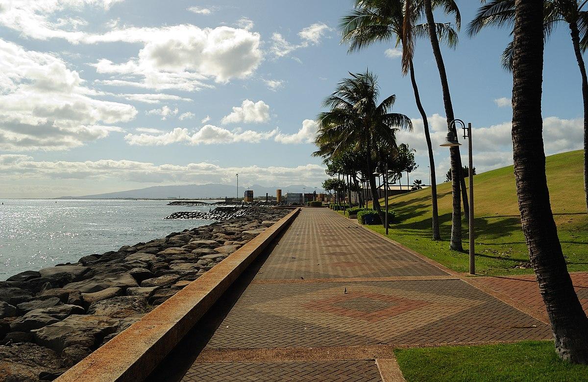 kakaako waterfront park