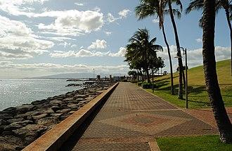 Kakaako Waterfront Park - Kakaʻako Waterfront Park