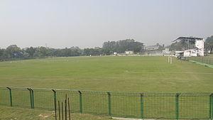 Kalyani Stadium - Image: Kalyani Stadium 10