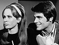 Karen Black and Robert Lipton in Judd for Defense (1968).jpg