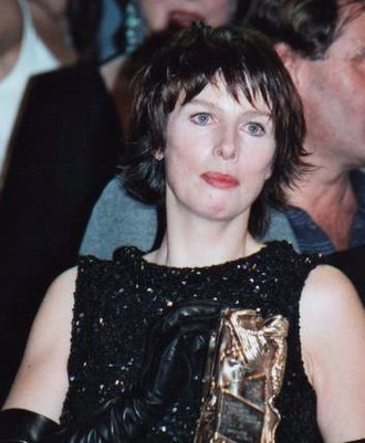 25th César Awards - Karin Viard, Best Actress winner