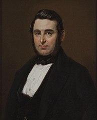 Portret van Huibert van Rijckevorsel (1813-1866)