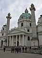 Karlskirche Vienna 19-20 IMG 2127.jpg