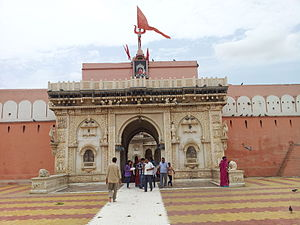 Charan - Karni Mata Temple Deshnok