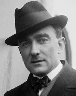 Karol Szymanowski Polish composer and pianist