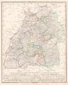 Karte vom Königreich Würtemberg Großherzogtum Baden und der Fürstenthümer Hohenz Platt 1848.pdf