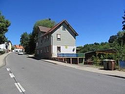 Kasseler Straße in Bad Emstal